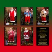 Santa Pictures in Mt Juliet