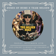 Dukes of Hume x Team Nelson Benefit Concert