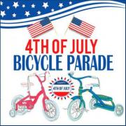 Annual Fourth of July Spring Hill Bicycle Parade