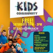 Free Kid's Saturday
