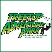 Treetop Adventure Park in Nashville Tennessee