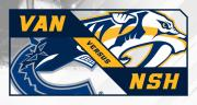Nashville Predators vs. Vancouver Canucks