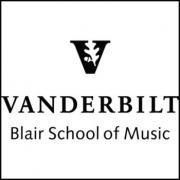 Vanderbilt's Blair School of Music, Nashville Tennessee
