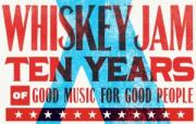 Whiskey Jam at the Ryman Auditorium in downtown Nashville Tennessee