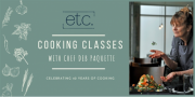 Learning from a Legend | A Cooking Class with Deb Paquette