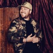 Mitchell Tenpenny at the Ryman Auditorium in downtown Nashville Tennessee