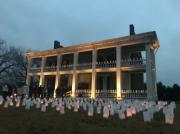 155th Anniversary of the Battle of Franklin - Illumination