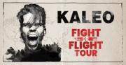 Kaleo at the Ryman Auditorium in downtown Nashville Tennessee