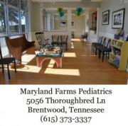 Maryland Farms Pediatrics