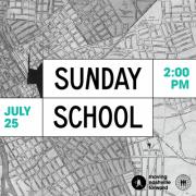 Sunday School July 25 2PM Moving Nashville Forward Third Man Records